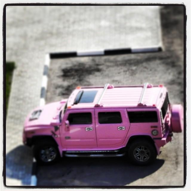 Розовый #Хаммер #pink #humvee #FromDonetsk #Donetsk #Ukraine #Донецк #Украина