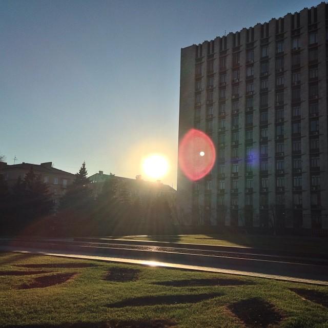Last sunny days   #sun #sunshine #sunday #fromdonetsk #donetsk