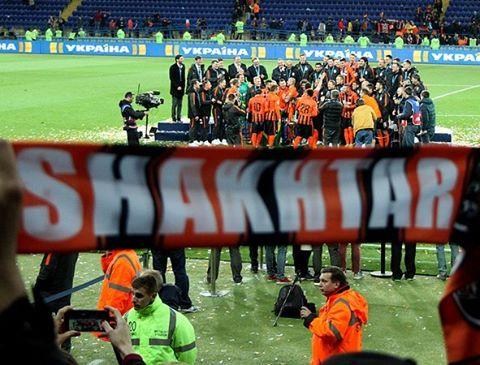 Золотой #дубль #fcsd - уникален потому, что команда уже который #сезон играет только на выезде #футбол #fromdonetsk #Шахтер #...
