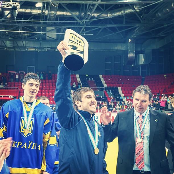 #hockey #hcdonbass #ukraine #champion #iihf #gold #medal #cup #emotions #donetsk #ice #hockeyplayer #hockeygram #govoritdonet...