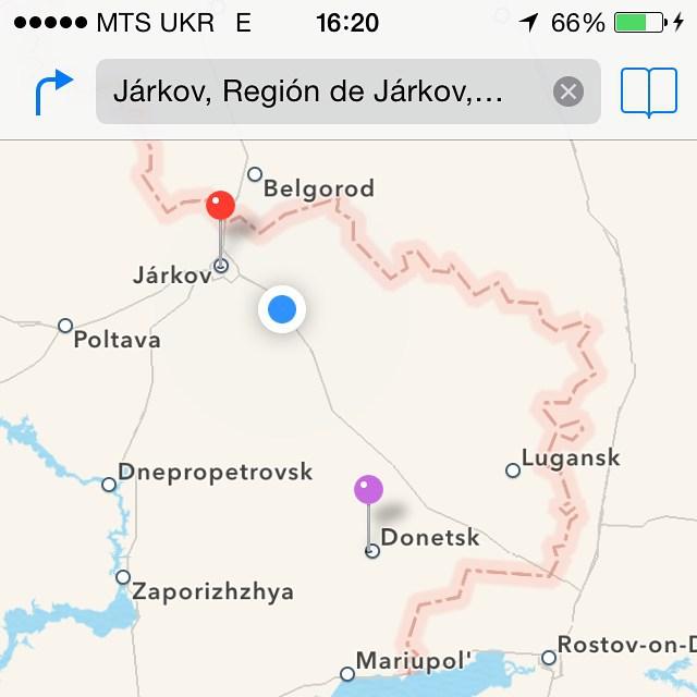 Depues de meses en la zona #ATO por fin voy a #Kharkiv donde no escuchare caer los misiles  #go#fromdonetsk#tokharkiv#yeeeee...