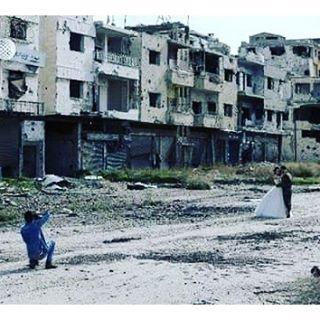 #Свадьба в городе #Хомс, #Сирия. Или это какой-то другой #город? И даже #страна? #fromdonetsk #govoritdonetsk...