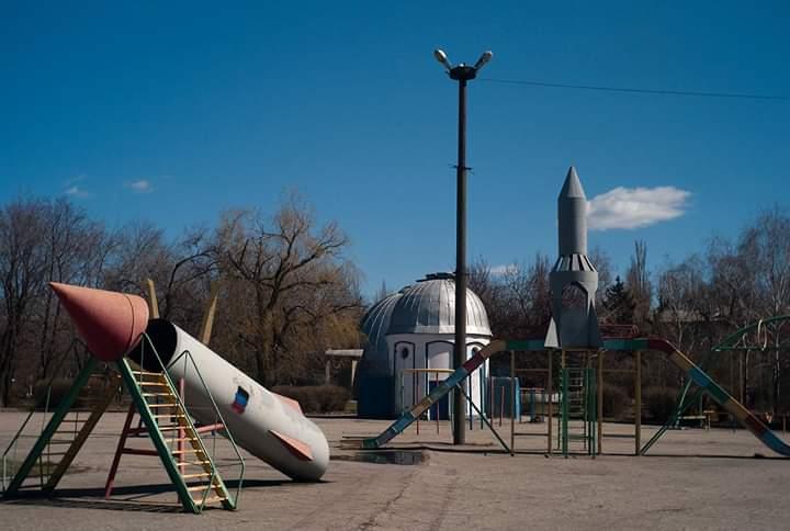 С Днём, космонавтики! #fromdonetsk Фото [id178009874|Александр]