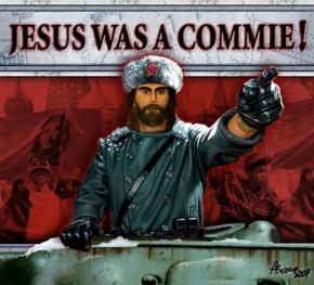 Прислали #баян по поводу всех этих межконфессиональных споров #Jesus #commies #fromdonetsk #govoritdonetsk #USSR #redalert...