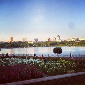#donetsk #ukraine #good #beautiful #nice #spring #sun #spring #park #weather #big #донецк #украина #лето #весна #красота #пар...