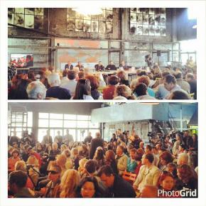 в #изоляция аншлаг! пресс конференция Ходорковского #пресса #конференция #политика #izolyatsia #press #caronference #politics...