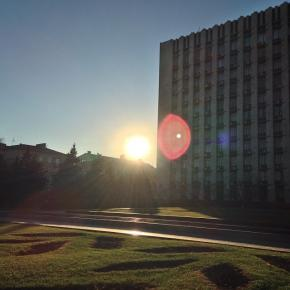 Last sunny days | #sun #sunshine #sunday #fromdonetsk #donetsk