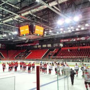 #Белые vs #красные. Открытая тренировка #HCDonbass #Donetsk #Ukraine #hockey #хоккей #Донецк #Украина...