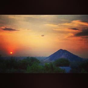 #пейзаж #природа #террикон #донецк #govoritdonetsk #fromdonetsk #landscape