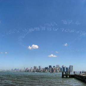 #NYC #USA #sky #FromDonetsk
