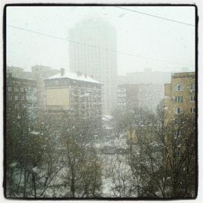 Снежок, вернись в Донецк! #govoritdonetsk