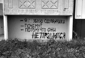 Тот #случай, когда отредактированная #цитата лучше оригинала из I #origins   — Любимые #цветы? — #Одуванчики. — Почему? — Они...
