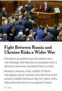 Очень показательное #фото в #NYT о ситуации в #Украина #Ukraine #fromdonetsk