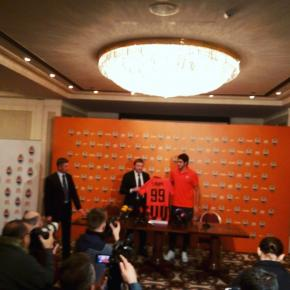 Густаво Бланко-Лещук представлен игроком @fcshakhtar #футбол #Шахтер #Опера #трансфер #football #shakhtar #Argentina #fromdon...