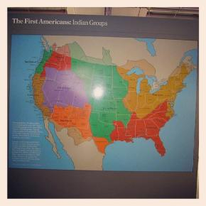 Первые и последние группы североамериканских индейцев #Штаты #USA #indians #museum #FromDonetsk...