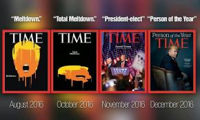 #Эволюция восприятия, или #Time will tell #США #usa #donaldtrump #fromdonetsk