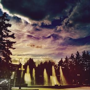 #sky #clouds #mextures #snapseed #iphonephoto #donetsk #fromdonetsk #instadonetsk #photooftoday