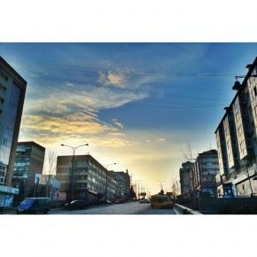 #donetsk #fromdonetsk #instadonetsk #sky #sunset #clouds #city #street #streetphoto #донецк #типичныйдонецк