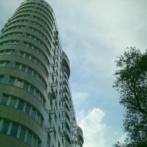 #city #donetsk #fromdonetsk #citystreets #instadonetsk #типичныйдонецк #buildings #sky #clouds #донецк