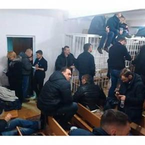 #Слушания по делу Геннадия #Корбана - все, что нужно знать, про судебную ветвь власти в этой стране #Суд #Киев #Украина #Корб...