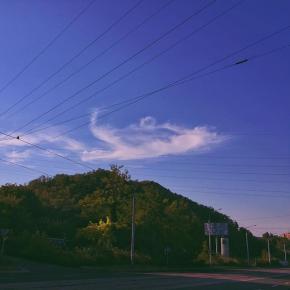 #донецк #типичныйдонецк #fromdonetsk #instadonetsk #mycity_donetsk #sky #clouds #road #mextures #mexturesapp @mexturesapp...