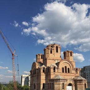 #донецк #типичныйдонецк #instadonetsk #mycity_donetsk #fromdonetsk #donetsk #church #building #city #citystreets #life...