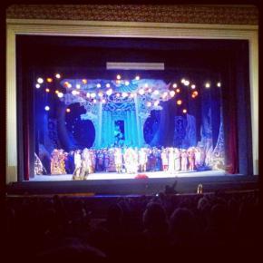 Загадочная #Турандот #opera #Turandot #Donetsk #govoritdonetsk #Ukraine #Украина #Донецк #опера...