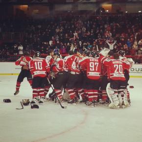 Пообеедаа!!! #Donetsk #Druzhba #HCDonbass2 #hockey #PHL #govoritdonetsk #Донецк #Дружба  #ХКДонбасс2 #хоккей #ПХЛ #победа...