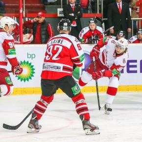 @selez36 забил  #hcdonbass #hcvityaz #fromdonetsk #hockey