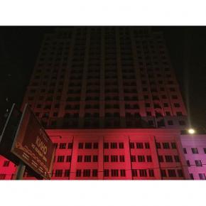 Ночной донецк #донецк #fromdonetsk #instadonetsk #mycity_donetsk #типичныйдонецк #city #night #nightcity #citystreets #street...