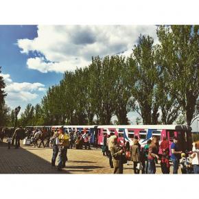 Детская железная дорога, радость для детишек  #донецк #типичныйдонецк #fromdonetsk #instadonetsk #mycity_donetsk #mycity #cit...
