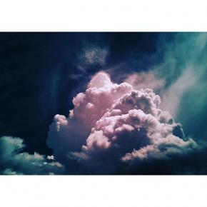 Вот такое небо сегодня в Донецке #гроза #облака #небо #sky #city #streetphotography #clouds #storm #darkroom #darkroomapp #do...