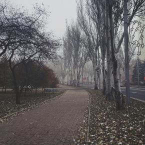 #донецк #типичныйдонецк #i_love_donetsk #mycity #mycity_donetsk #fromdonetsk #instadonetsk #streetphotography #streets #cityl...
