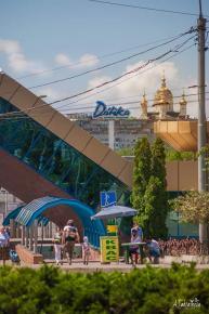 Городская #зарисовка от Александры Такташевой #Донецк #fromdonetsk #фото