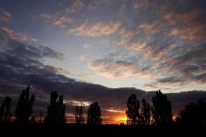 Насыщенное сегодня небо...- пишет #автор #фото Елена #Вишневская #Донецк #fromdonetsk #Donetsk...