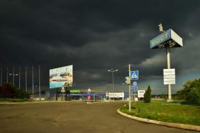 После дождя. Фото Евгении Карпачевой #fromdonetsk