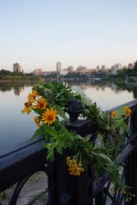 """""""Как на Ивана, как на Купала"""", автор #фото Елена #Вишневская #Донецк #fromdonetsk #Donetsk..."""