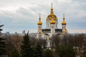 #Храм святых Петра и Февронии - #автор #фото Дмитрий #Ягодкин #Донецк #fromdonetsk #Donetsk...