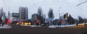 #Перекрёсток Артема/Титова - #фото Геннадий #Казаков #Донецк #fromdonetsk #Donetsk...