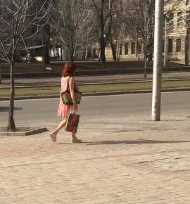 У вас весна? А в Донецке уже лето Автор фото - Андрей Викторович #fromdonetsk...