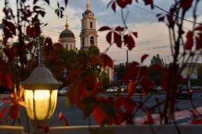 """""""Почти середина октября :) Продолжаем вечернюю прогулку по теплому, осеннему городу. Что-то я давно не видела столько машин в..."""